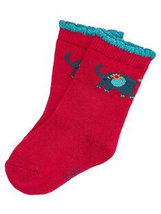 Pink Socks JYIJOCHO2 / 20SI0945SOQD302