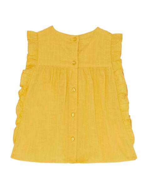 Yellow Blouse JIDUCHEM / 20SG09O1CHEB107