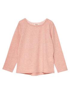 Pink Longsleeve T-SHIRT JAESTEE4 / 20S90162D32D328