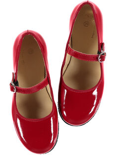 Red Salome shoes GFBABRIDER / 19WK35I1D13050