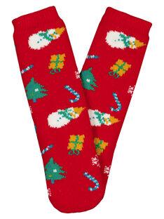Red Socks GYANOCHODER / 19WI01V2SOQF505