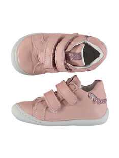 Baby girls? leather flex? trainers FBFBASFLEX / 19SK3741D3F030