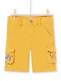Yellow BERMUDA LOTERBER5 / 21S902V5BERB101