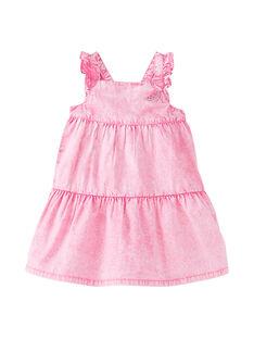 Light rose Dress JAQUAROB2 / 20S901R3ROB318