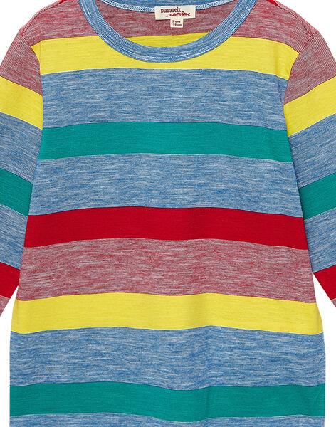 Blue T-shirt JOGRATEE1 / 20S902E2TMLC228