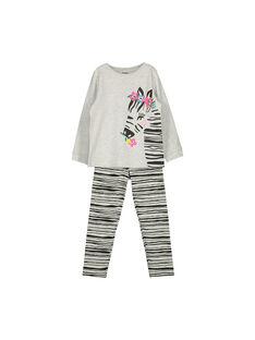Heather grey Pajamas FEFAPYJZEB / 19SH1145PYJ943