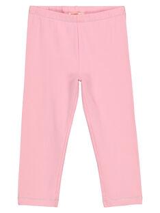 Girls' leggings FYAJOLEG11 / 19SI01G5D26D303