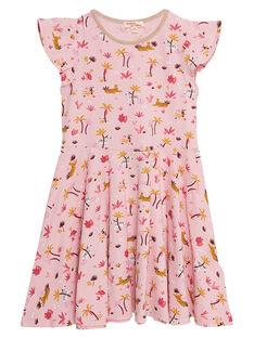 Clear pink Dress JADUROB5 / 20S901O4ROB321