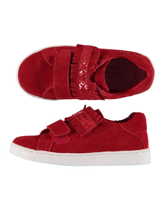Red Sneakers FFBASRED / 19SK3535D3F050