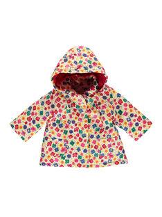 Multicolor Rain coat FICOIMP / 19SG09X1IMP099