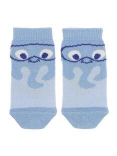 Blue sky Socks CYUJOCHO9A / 18SI10S6SOQ020