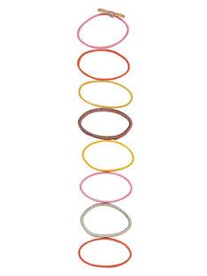 Yellow Hair elastic JYATROELA / 20SI0174ELAB102