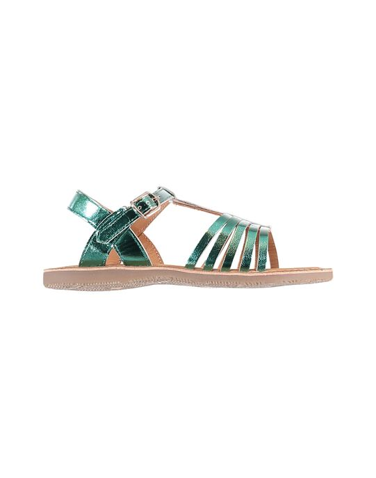 Turquoise Sandal JFSANDOLIT / 20SK35ZED0E202