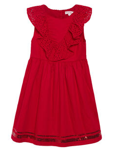 Red Dress JAJAROB2 / 20S901B2ROB050