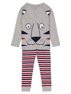 Grey Pajamas GEGOPYJTIG / 19WH12D3PYJJ922
