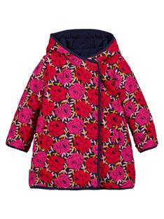 Red coat GAMUPARKA / 19W90181PAR070