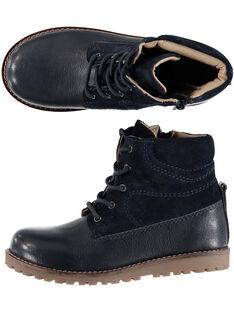 Navy Boots GGBOOTCHARL / 19WK36X6D0D070