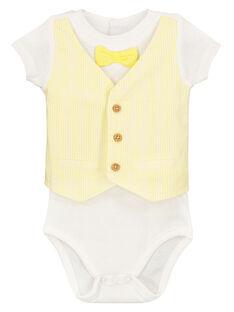 White Body suit FUPOBOD / 19SG10C1BOD000