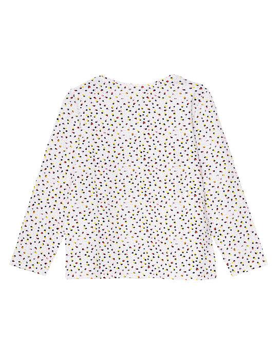 Off white T-shirt JATROTEE2 / 20S901F2TML001