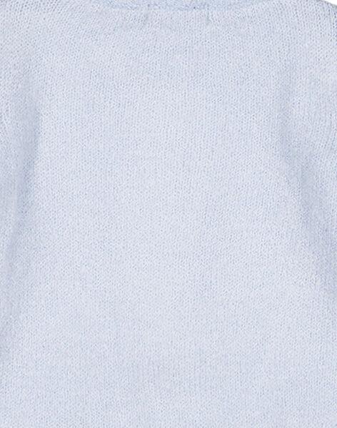 Water blue Waistcoat GUBLAGIL1 / 19WG10S1GIL213