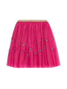 Fushia Skirt JAWEJUP1 / 20S90191JUP304