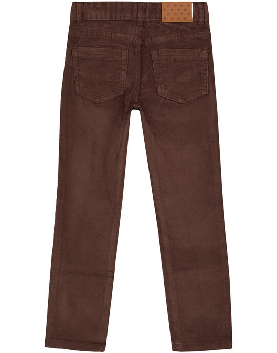 Brown Pants GOJOPAVEL6 / 19W902L1D2B816