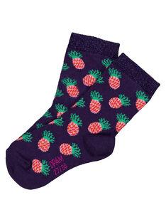 Purple Socks GYAVIOCHO / 19WI01R1SOQ708