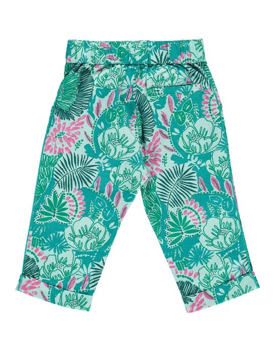 Multicolor pants CIDOUPAN / 18SG09J1PAN099