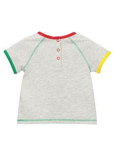 Grey T-shirt FUCOTI / 19SG1081TMCJ906
