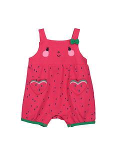 Baby girls' all-in-one FEFIGREPAS / 19SH13H5GRE304