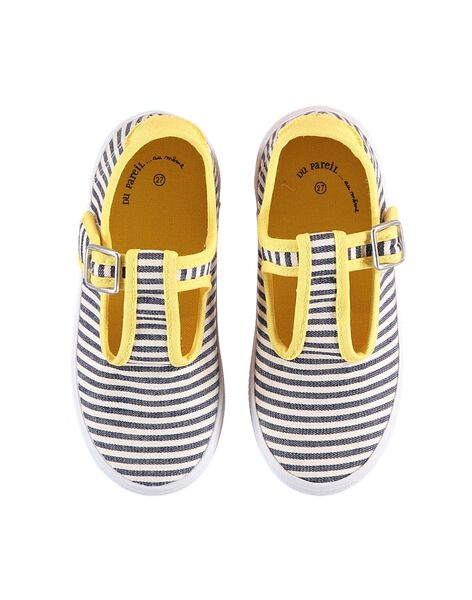 Off white Salome canvas shoes JBGSALRAYE / 20SK38Z1D17001