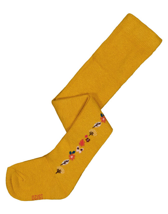 Yellow Tights GYIJAUCOL / 19WI09H1COLB107