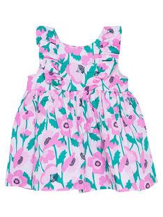 Pale rose Dress JIPOEROB2 / 20SG09G1ROB301