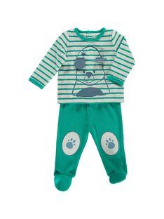 Multicolor Pajamas CEGUPYJDOG / 18SH1442PYJ099