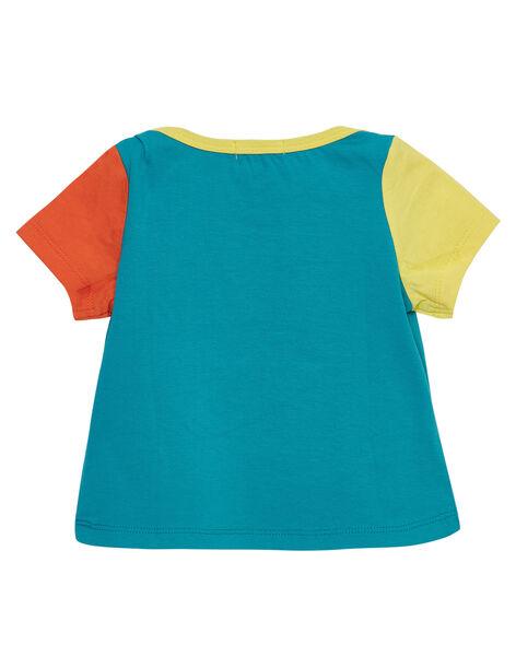 Blue T-shirt JUMARTI2 / 20SG10P1TMCC242