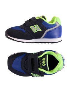 Blue Sport shoes GBGIZ996DN / 19WK38P2D37C218