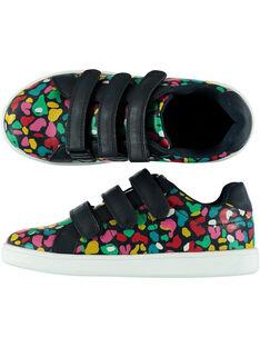 Multicolor Sneakers GFBASMIX / 19WK35I5D3F099
