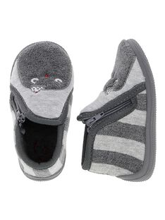 Grey Booties DBGBOTPIN / 18WK38W1D0A940