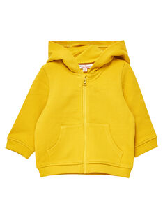Yellow Waistcoat JUJOGIL4 / 20SG1043GILB114