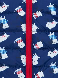 Blue Jackets JUGRODOUEX / 20SG10I2D3E702