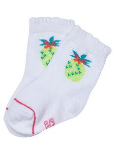 White Socks JYIBOCHO / 20SI09H1SOQ000