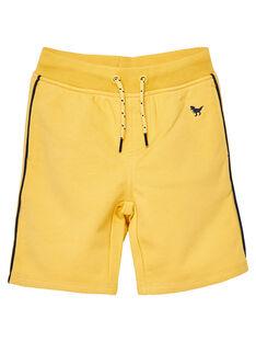 Light yellow Bermuda JOJOBER2 / 20S90254D25B116