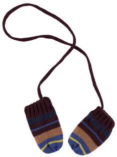 Purple Gloves GYUVIOGAN / 19WI10R1GAN711