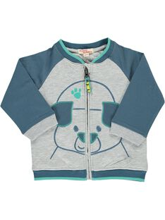 Baby boys' baseball jacket CUHOVES / 18SG10E1VESJ908
