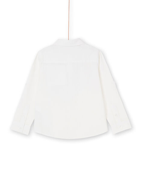 White SHIRT LOJAUCHEM1 / 21S902O2CHM000
