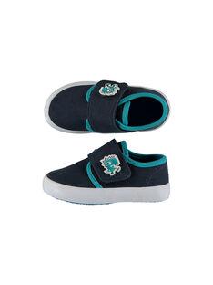 Navy Sneakers FBGVELDIN / 19SK38C2D16070