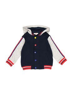 Navy Waistcoat FOCOGIL / 19S90281GIL705