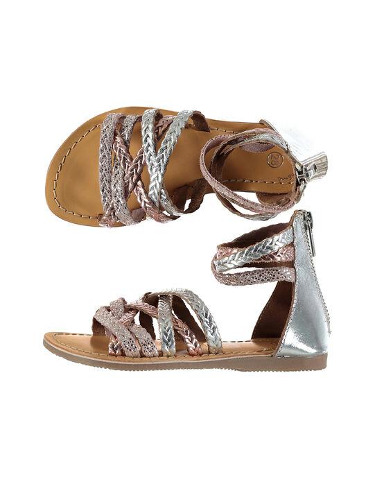 Silver Sandal FFSANDROX / 19SK35C2D0E956
