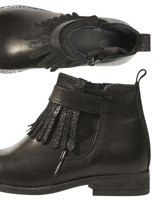 Black Boots GFBOOTTREP / 19WK35I6D0D090