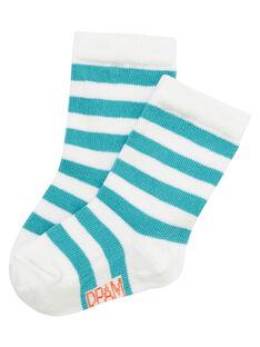 Turquoise Socks JYUJOCHOR3 / 20SI1056SOQ202